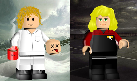 Lego - Egos
