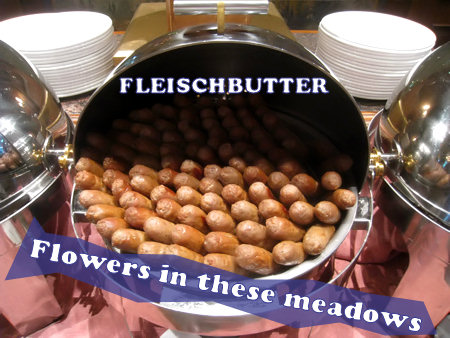 Fleischbutter - Flowers in these meadows