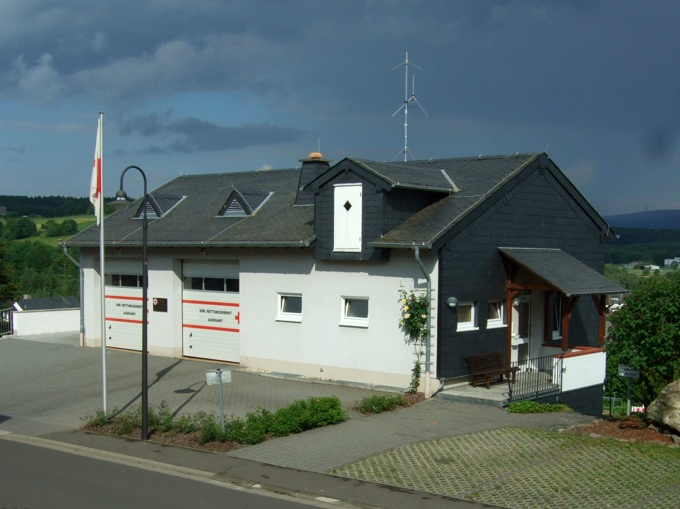 DRK Rettungswache Thalfang am Erbeskopf, Deutschland