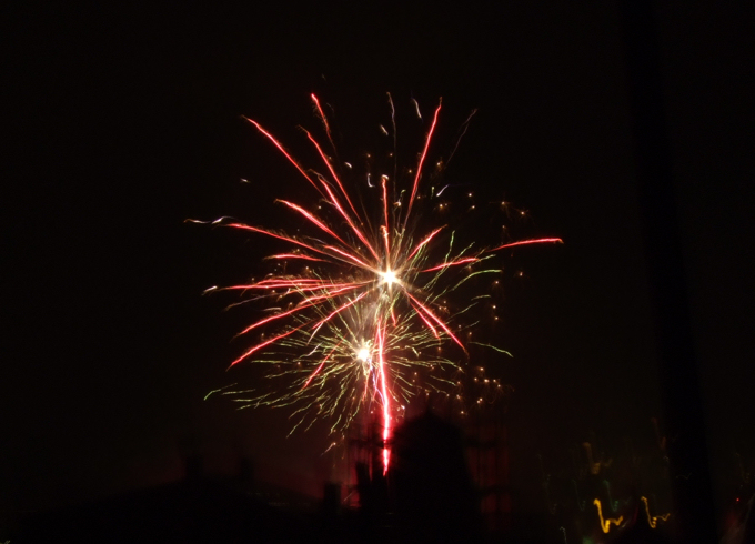 Feuerwerk