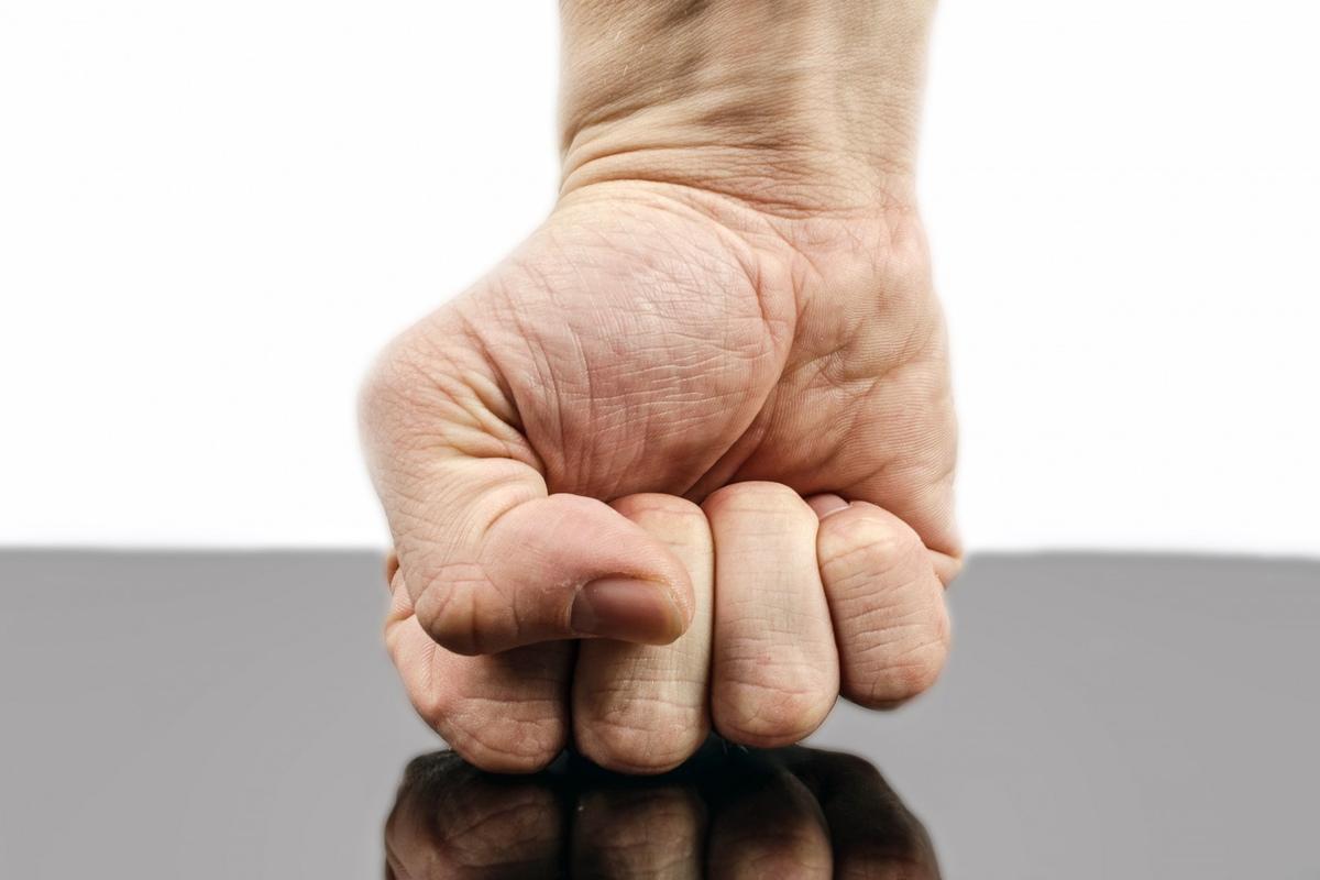 Punch - CC0 Pixabay / PublicDomainPictures